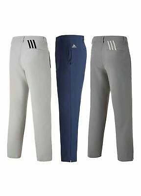 Adidas Golf Ultimate 3 Stripe Trousers