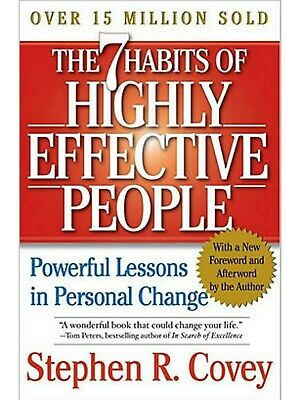 PDF The 7 Habits of Highly Effective People ebook success free shipping selfhelp