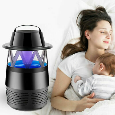 Electronic UV Flying Insect Killer Electric Indoor Mosquito Pest Fly Bug Zappers