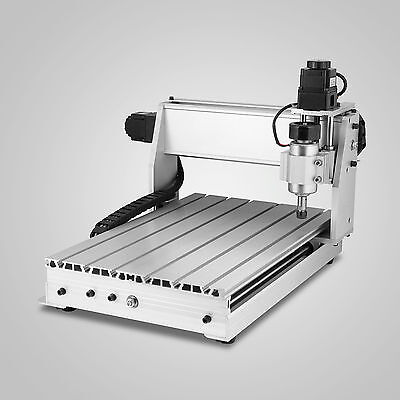4 AXIS CNC ENGRAVING MACHINE 3040T CUTTER DRILLING CARVING Precision