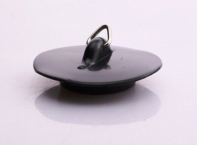"Rubber Stopper Black 2.32 "" Brand Quality for Sinks Sink"