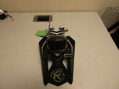 2013 Yamaha T Max 530 numberplate mounting/lamp  assembly..17,200 miles