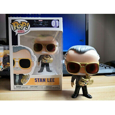 Funko Pop Stan Lee Infinity Gauntlet Exclusive Avengers End Game #01