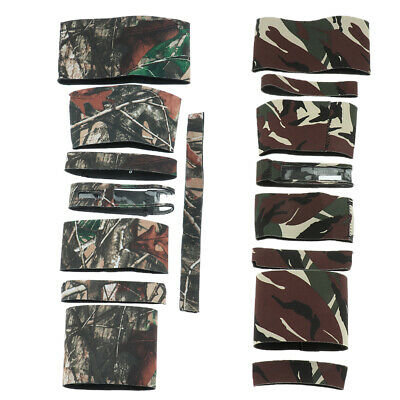 Camouflage Rain Cover for Sigma 150mm-600mm Camera Lens Protective Sleeve