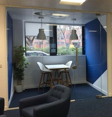 Glass Partitions, Office Partitions, Low Cost Glass Partitioning