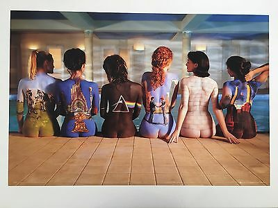 Pink Floyd,Back Catalogue,1987,Authentic Licensed 2010 Poster