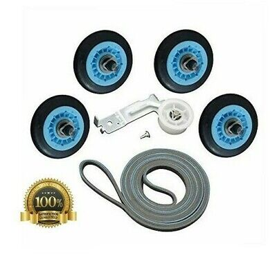 ATMA DC97-16782A DRYER Drum Roller Kit Pack of 4 Fit For
