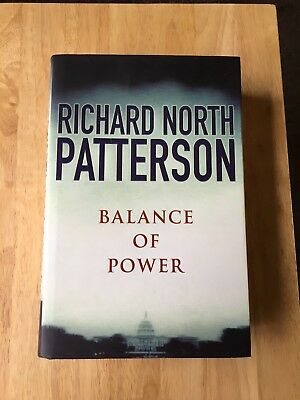 Balance Of Power - Richard North Patterson - First Edition 2003 - 1st Book