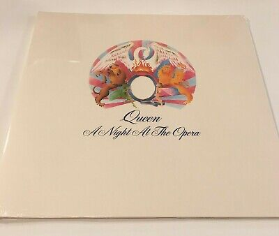 Queen- A Night At The Opera Vinyl LP