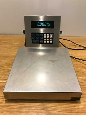 GSE Scale Systems Model 550 Programmable Scale - 10kg max loadcell