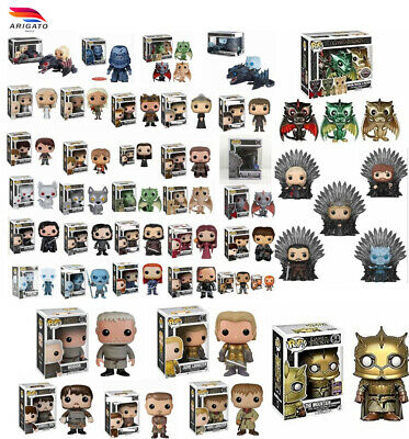 New Toys decoration Funko Pop Game of Thrones All Characters Collectible Figure