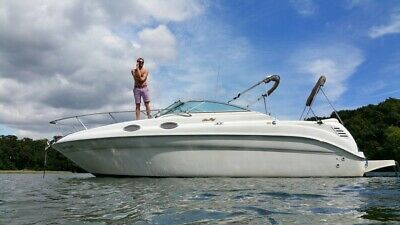 1999 SEA RAY Sundancer 260 (275) in Southampton - See full video tour in  listing