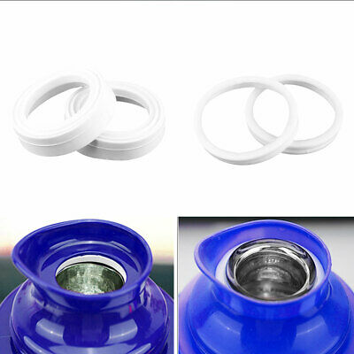 2Pcs Rubber Leak Proof Sealing O-Rings Gaskets for Thermos Bottle Flask Jug Lid