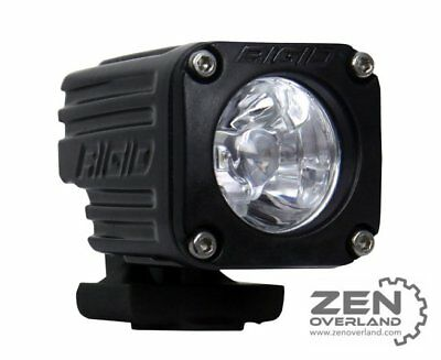 RIGID INDUSTRIES IGNITE - Flood LED pod light surface mount - Enduro Adventure