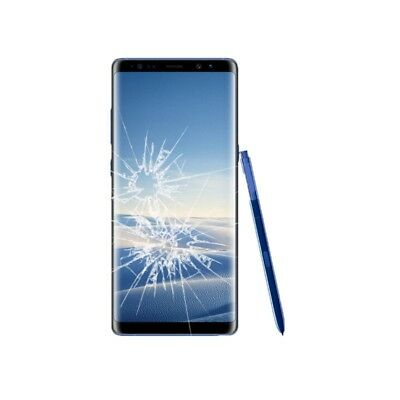 Samsung Galaxy Note 8 - Cracked Screen Glass Repair