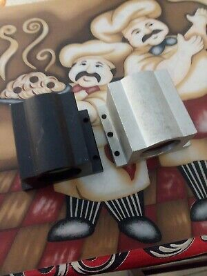 2 NEW  LINEAR PILLOW BLOCK BEARING new some scrashes on one .