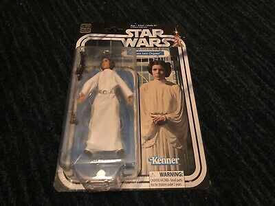 Star Wars Princess Leia Organa, Kenner, 40Th Anniversary Action Figure, New