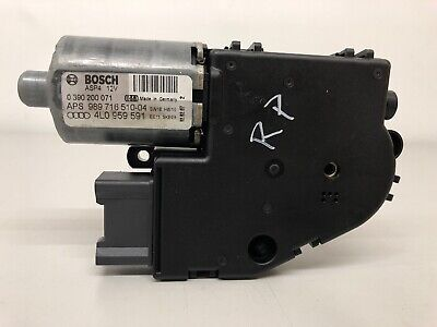 Audi Q7 4L S-line Sun-roof Motor glass panoramic sliding roof motor 4L0959591