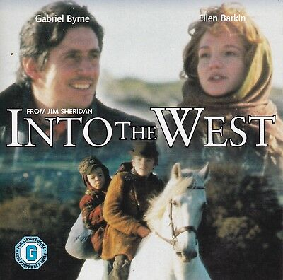 INTO THE WEST from Jim Sheridan ( Sunday Independent Promo DVD )