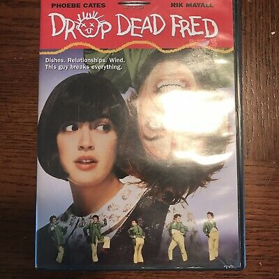 Drop Dead Fred DVD Original 2003 Print 1991