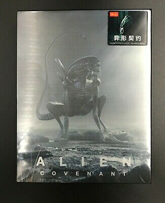 Alien: Covenant 4K Ultra Hd Steelbook Lenticular Full Slip Hdzeta