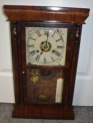 Antique Mantel Clock - Seth Thomas, Clockmaker