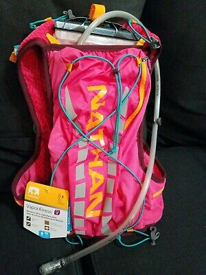 a2f8b79649 Nathan Vapor Airess Hydration Race Vest Women's Running XS 2L Water Backpack