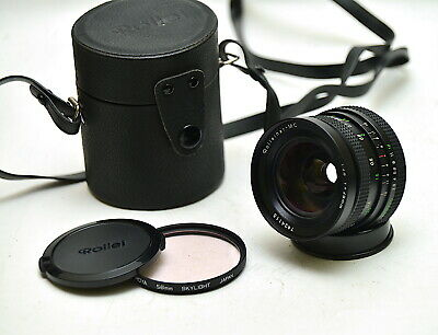 Rollei Rolleinar MC 28mm f2.8 Wide Angle Lens - *EXC*