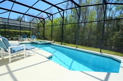 6 Nights: Kissimmee Villa by RedAwning ~ RA221214