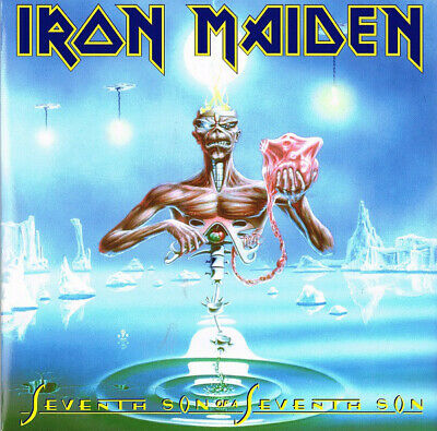 Iron Maiden – Seventh Son Of A Seventh Son (SEALED!)