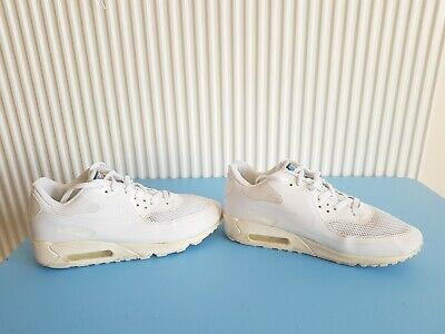 baskets pour pas cher 86117 6ee10 NIKE AIR MAX 90 Hyperfuse Usa Whi6 Size 9Uk Qs613841-110