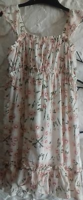 Gap age 5 years girls pink fully lined dress. FAST POSTAGE