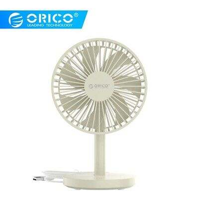ORICO Min USB Protable Fan 3 Level Air Cooling Table Fan for Home/Office Student
