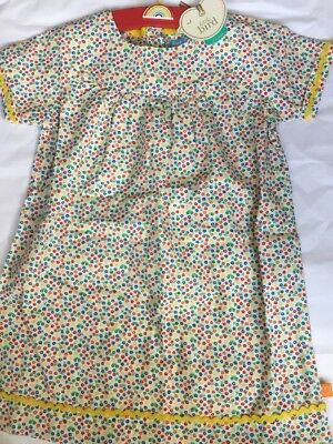 Little bird By Jools Oliver girls Age 2-3 Years floral dress ** bnwt ** 🌈