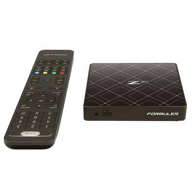 Formuler Z7+ 4K UHD IPTV Android 7.0 Player H.265 HEVC Kodi WLAN HD Receiver