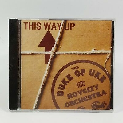 This Way Up by The Duke of Uke & His Novelty Orchestra CD