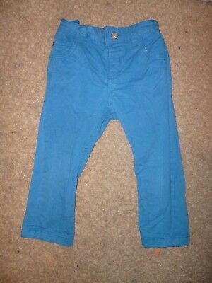 Boys Denim Jeans TU  Ages 11/2 - 2 - 86cm - 92cm Classic Clothing Bright Blue