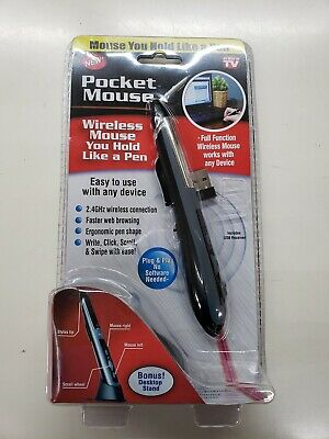 38827770ec0 POCKET MOUSE AS Seen On T.V. - Wireless Mouse You Hold Like A Pen ...
