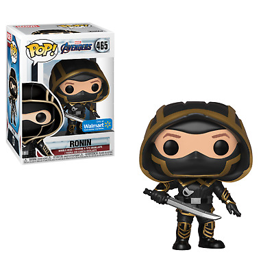 Funko Pop! Marvel Avengers Endgame Ronin Hawkeye #465 Walmart Exclusive