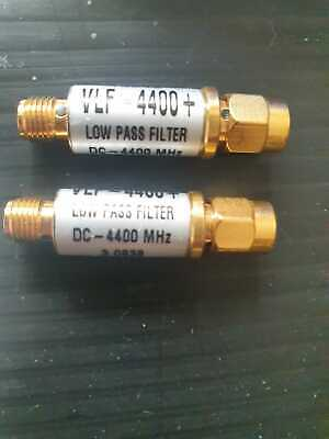 LOT of 2 Mini-Circuits filters from VLF / VHF series.