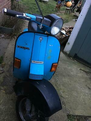Vespa PK 50 classic small frame scooter 1980's