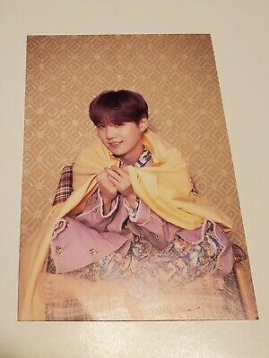BTS Map of the Soul: Persona Official Photocard / Postcard Suga / Yoongi