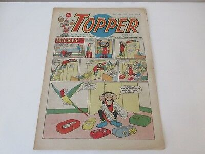 THE TOPPER COMIC, No 621, -  Dec 24th 1964 - Christmas issue - VGC   - - Beezer