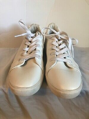 8d5d52d82dc67 BETSEY JOHNSON BOOM White Womens Shoes Size 9 M Fashion Sneakers ...
