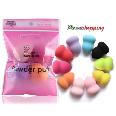 5 BLENDER MAKEUP Spugnetta Trucco Make Up ORIGINAL BEAUTYBLENDER COLORATI
