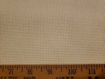 """Zweigart QUAKER CLOTH COUNTRY 28 COUNT Cross Stitch Fabric 14/""""x18/"""" #27032 MIP"""
