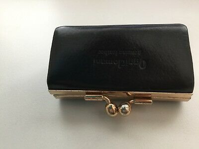 Vintage OggiDomani Coin Purse Leather