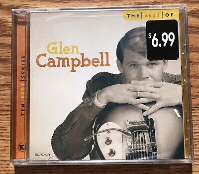 New Glen Campbell - All-Time Favorite Hits CD