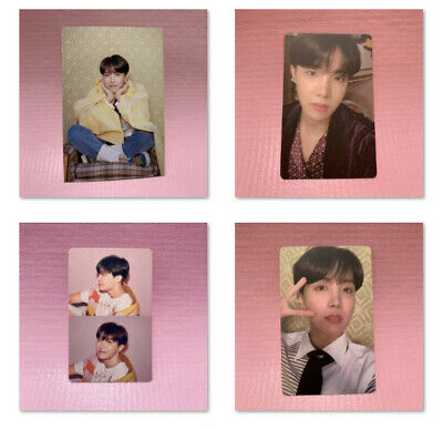 BTS Bangtan Boys J-HOPE Official Photocard MAP OF THE SOUL : PERSONA Select Card