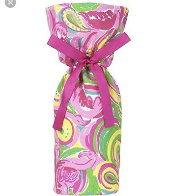 Lilly Pulitzer All Nighter Wine Tote